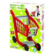 Ecoiffier Shopping cart with accessories - Toy Cart
