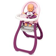 Smoby Baby Nurse Dining chair - Doll Accessory