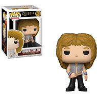 Funko POP Rocks: Queen - Roger Taylor - Figure