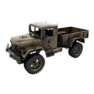 dfmodels Military Truck 1:12 RTR 4x4 - RC Remote Control Car