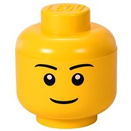 LEGO Storage Head (size S) - Boy - Storage Box