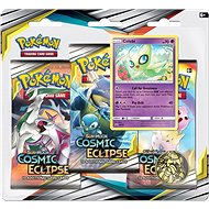 POK: SM12 Cosmic Eclipse 3 Blister Booster - Card Game