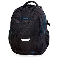 CoolPack Factor Topography blue - Backpack