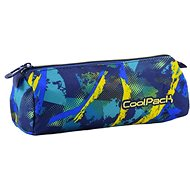 CoolPack Tube Abstract Yellow - School Case