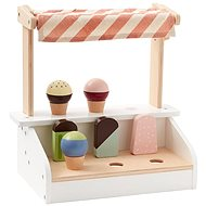 Kid's Concept Ice Cream Table Stand Bistro - Game Set