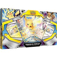 Pokemon TCG: Pikachu-GX & Eevee-GX Special Collection - Card Game