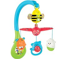 Buddy Toys BBT 5020 Bee Mobile - Cot Toy