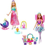 Barbie Fairy Game Set with Doll