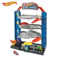 Hot Wheels City Portable Garage - Game Set