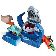 Hot wheels City Colour Shifters Robo Shark Attacking - Game Set