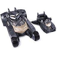 Batman Batmobile 2-in-1 with 10cm Figurine