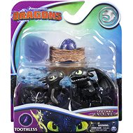 Dragons Evolution Pack - Toothless - Figures