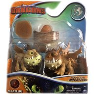 Dragons Evolution Pack - Meatlug - Figures