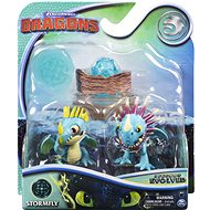 Dragons Evolution Pack - Stormfly - Figures
