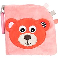 Canpol babies Plush Book Red