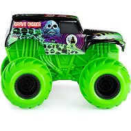 Monster Jam with Friction Motor - Grave Digger - Toy Car