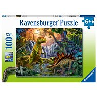 Ravensburger 128884 In the Realm of Dinosaurs