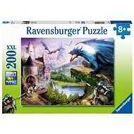 Ravensburger 129119 Fighting Dragon - Puzzle