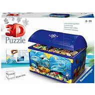 Ravensburger 111749 Storage Box with Lid  - Underwater World - Puzzle