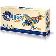 Mechanic Hugo builds the Seva Plane kit - Building Kit