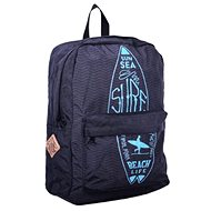 Lanno Graphics Surf - School Backpack