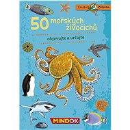 Nature Expedition: 50 Sea Animals - Board Game