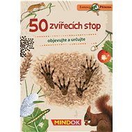 Nature Expedition: 50 Animal Tracks - Board Game
