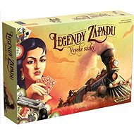 Legends of the West: Expansion 3 High Stakes - Board Game Expansion
