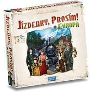 Tickets, please! Europe - 15th anniversary - Board Game