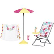 BABY born Set with Lounger - Doll Accessory