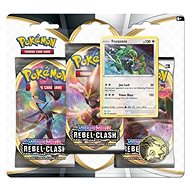 Pokémon TCG: SWSH02 Rebel Clash 3 Blister Booster