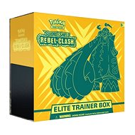 Pokémon TCG: SWSH02 Rebel Clash Elite Trainer Box - Card Game