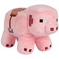 Minecraft Saddled Pig - Plush Toy
