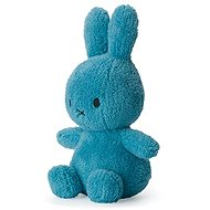 Miffy Sitting Terry Ocean Blue 23cm - Plush Toy