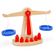 Wooden scale - Wooden Toy