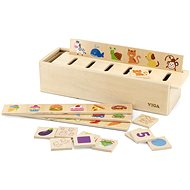 Wooden Game - Sorting - Wooden Toy