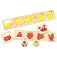 Wooden puzzle - colours - Wooden Toy