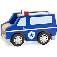 Wooden police car - Wooden Toy