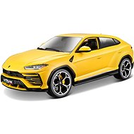 Bburago 1:18 Lamborghini Urus yellow - Model