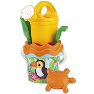Androni Set of Sand Toucan with Teapot - Small