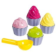 Androni Sand molds - cakes