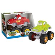 Androni Monster Truck - 23 cm, red - Toy Vehicle