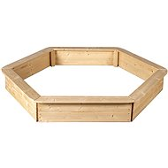 6-sided sandpit - Sandpit