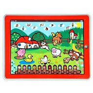 Tablet farm for the little ones My first animals - Creative Toy