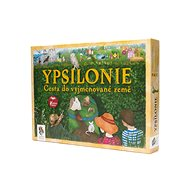 Ypsilonia - a trip to the listed country - Board Game