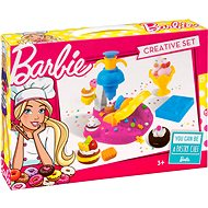 Barbie - Color model - Cakes with a decoration - Modelling Clay