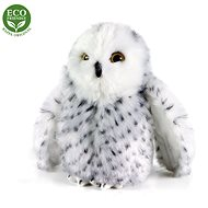 Rappa Eco-friendly Arctic Owl, 18 cm