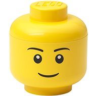 LEGO storage head (mini) - boy - Storage Box