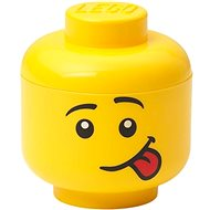 LEGO storage head (mini) - silly - Storage Box