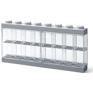 LEGO collector's box for 16 minifigures - gray - Storage Box